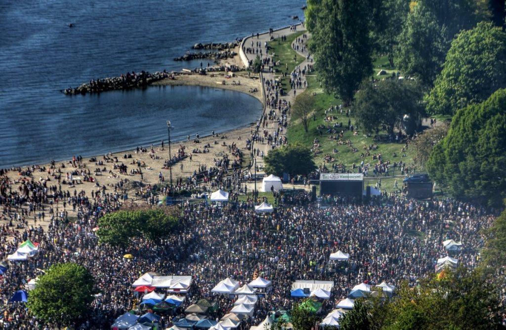 Sunset Beach / 4/20 festival