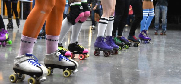 Pop Up Roller Disco