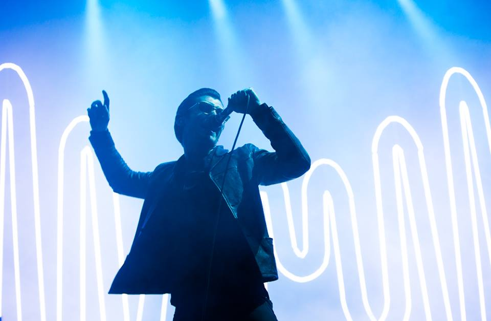 Arctic Monkeys announce some United States dates