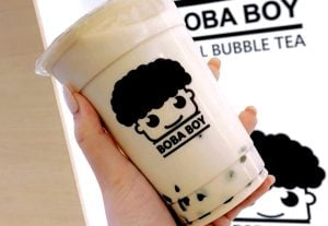 You Can Get Free Bubble Tea At This Burnaby Cafe's Grand Opening This April