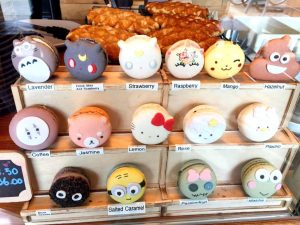 Get The Most Adorable Animated Macarons At This Vancouver Shop