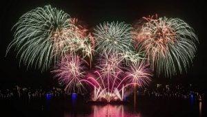 honda celebration of light fireworks