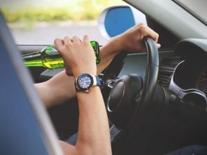 Drivers Impaired By Alcohol