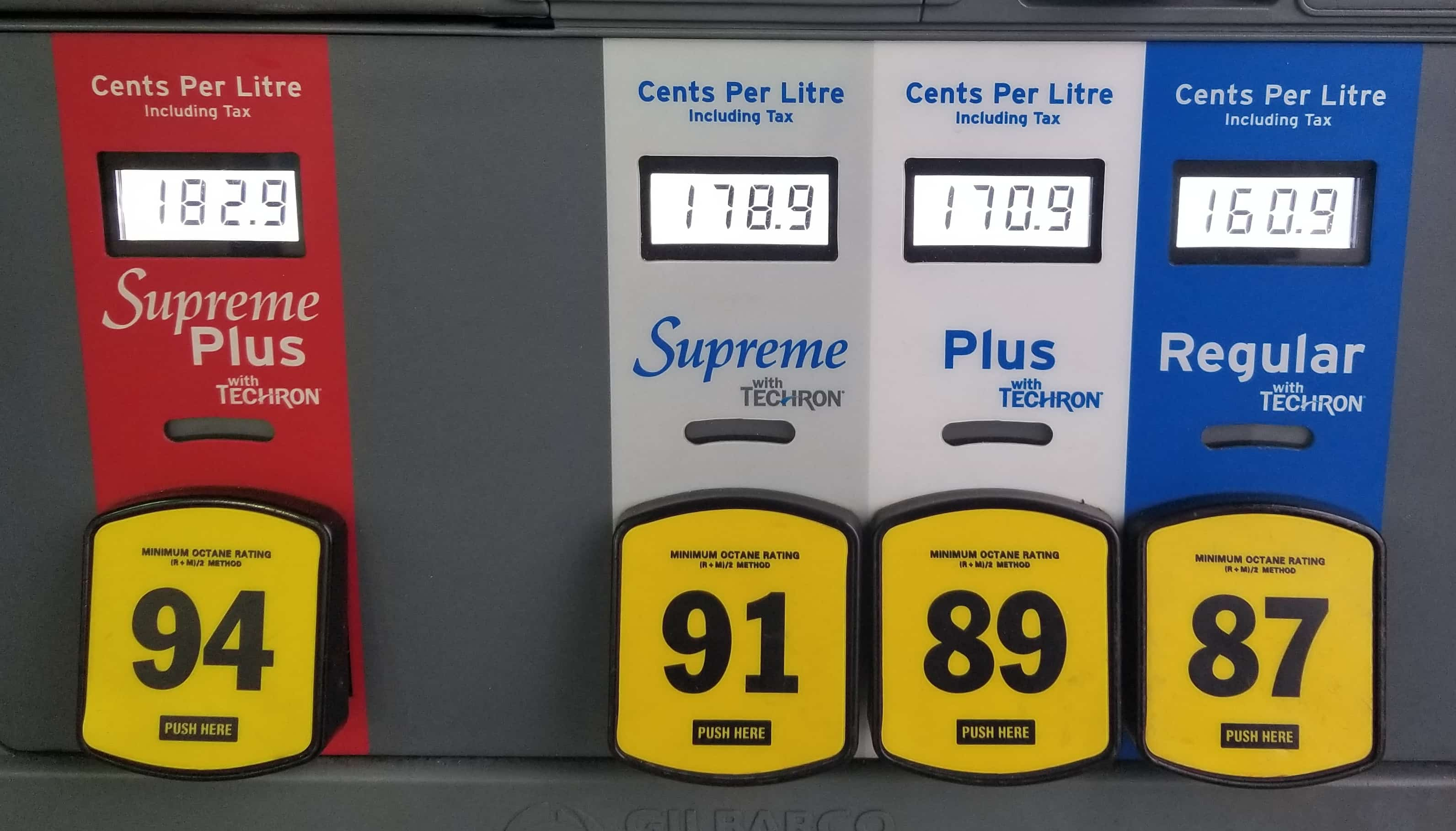 Metro Vancouver Gas Prices Smash Record High For All North America
