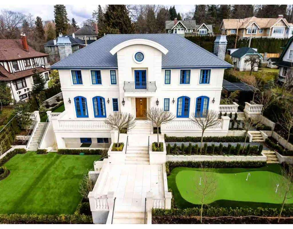 Vancouver Mansion