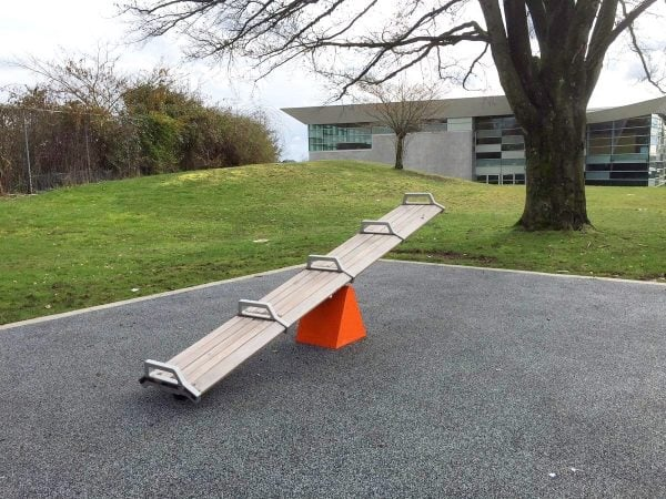 SeeSawSeat bench
