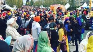 Vancouver Vaisakhi Parade