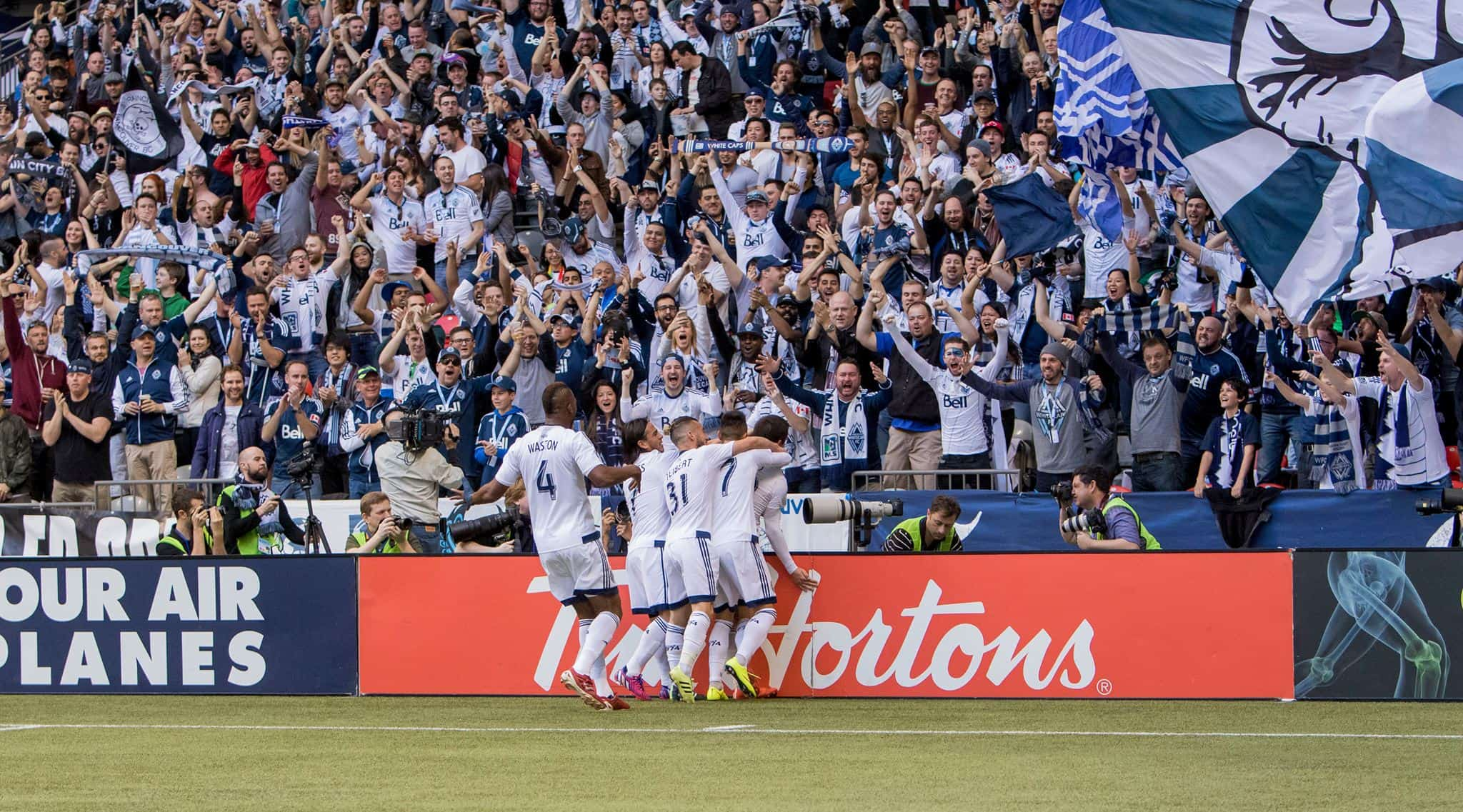 Whitecaps Tickets / Outdoor Date