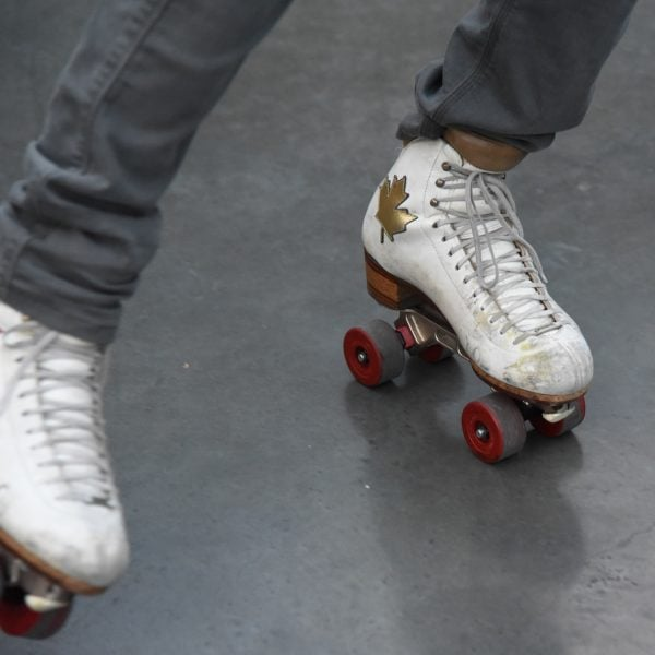 Pop-Up Roller Disco