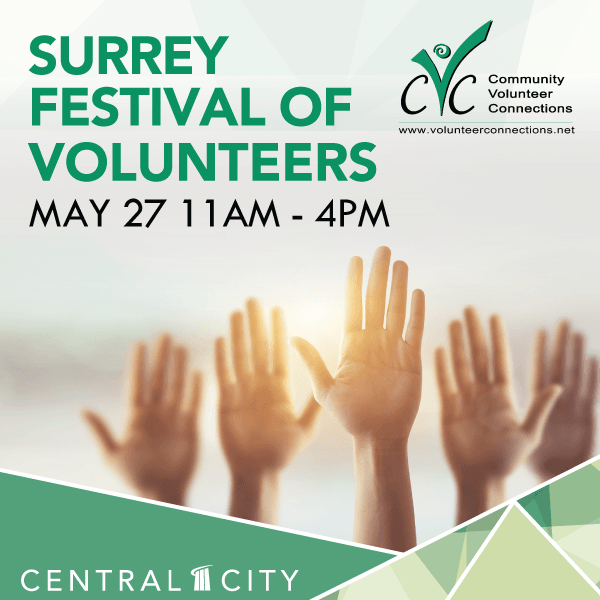 Surrey Volunteer Festival