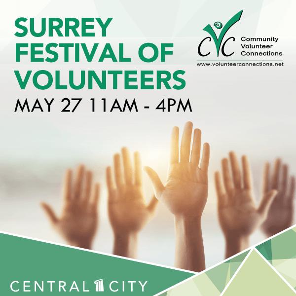 Surrey Volunteer Festival