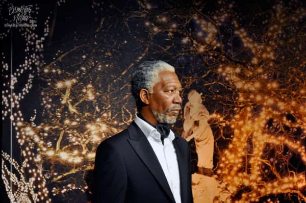 Morgan Freeman / Translink Announcements