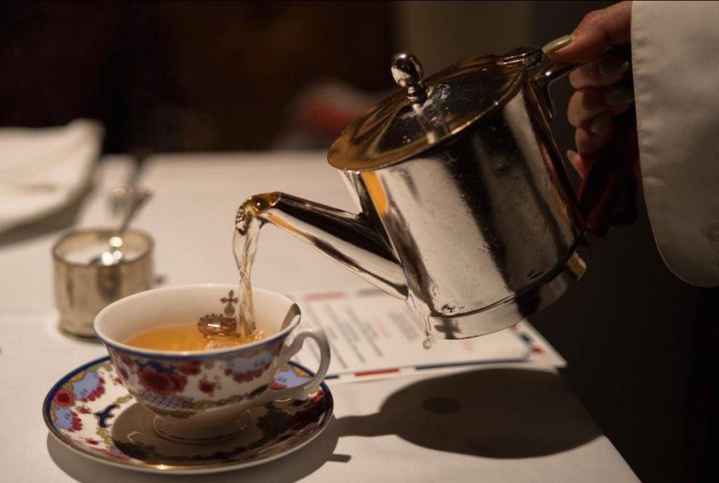 great british tea party