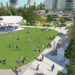 This Incredible 9 Acre Park In Vancouver Will Include Rooftop Space On A Mall