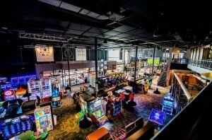 Cineplex Rec Room burnaby