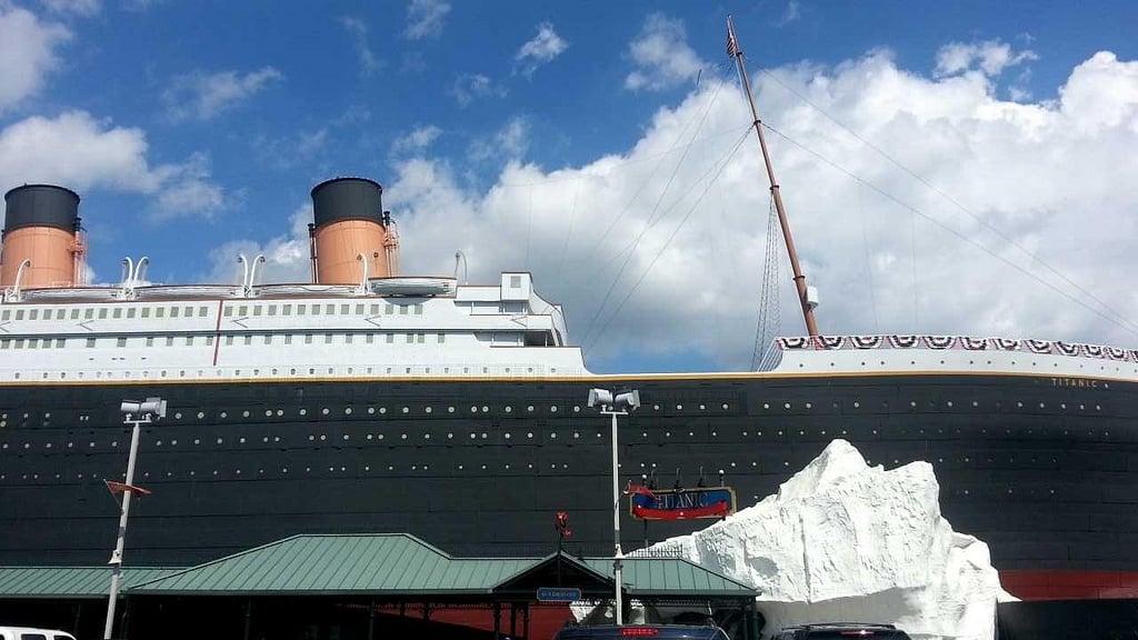 titanic richmond