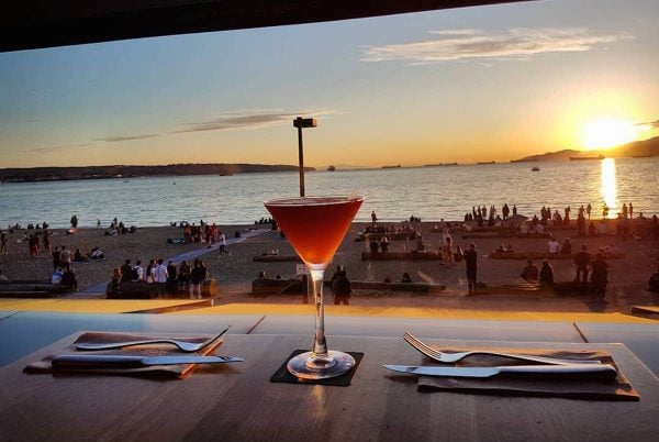 best patios in vancouver