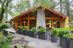 Capilano Suspension Bridge Park Opens Epic New Cliff House Restaurant & Patio