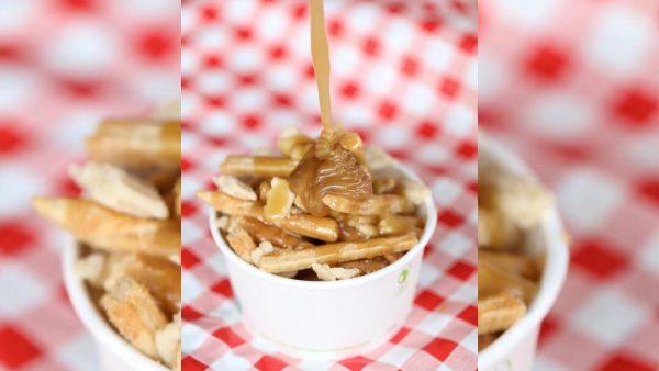 pie poutine sundae