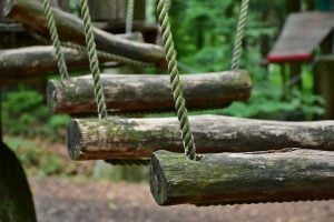 mountain ropes adventure
