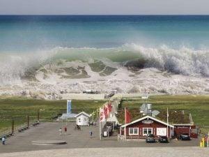 the big one / tsunami