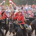 RCMP Musical Ride 2018