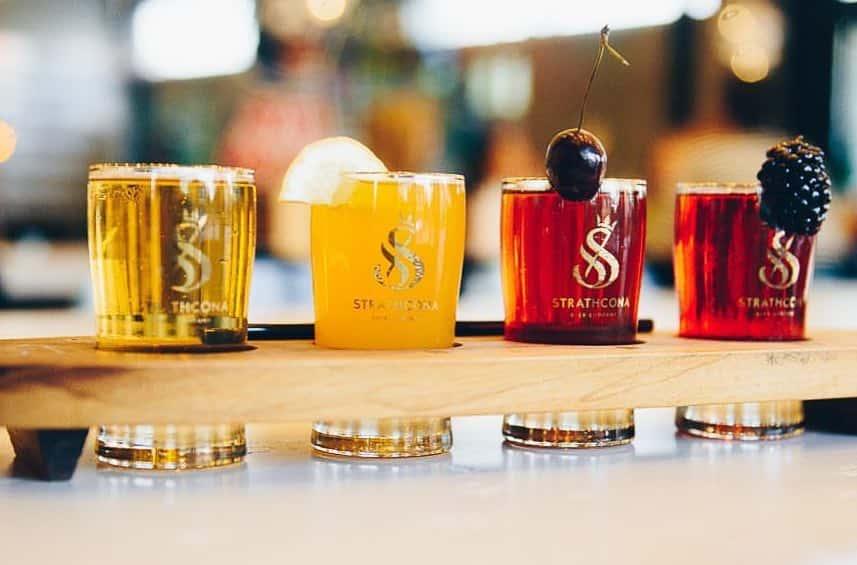 Beer Crawl Vancouver
