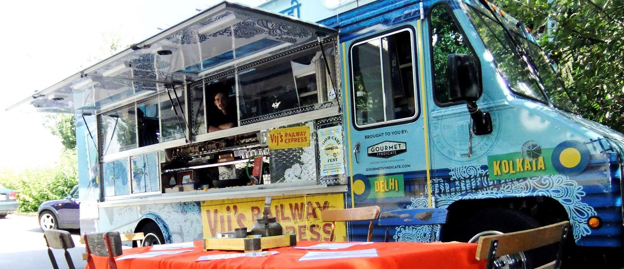 Pop-Up Food Trucks