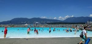 Weather Warning Issued For Metro Vancouver, Temperatures To Rise All Week