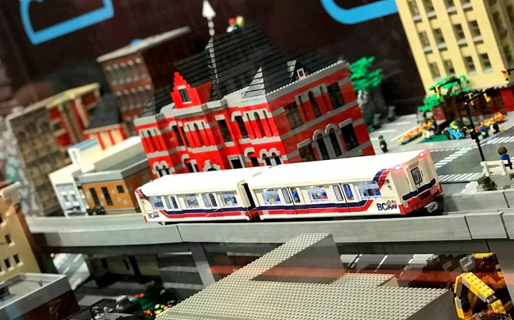 new westminster lego