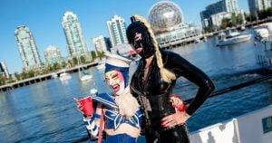 Vancouver Fetish Weekend