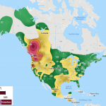 BC Has The Worst Air Quality In North America Right Now