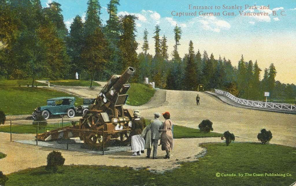 Stanley Park Gun