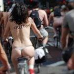 Free the Nipple Bike Ride 2018