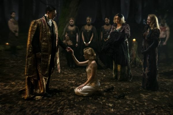 First Look at Vancouver-Filmed Chilling Adventures of Sabrina