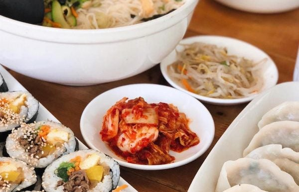 korean restaurants in richmond