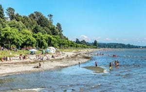 You Might Be Able To Legally Drink at White Rock Beach This Summer