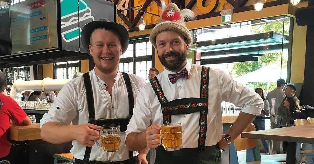 BREWHALL Oktoberfest