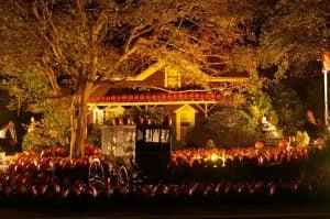 Stanley Park Halloween Ghost Train