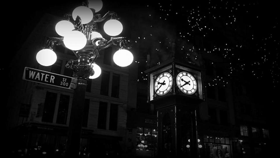 Ghostly Gastown Tour