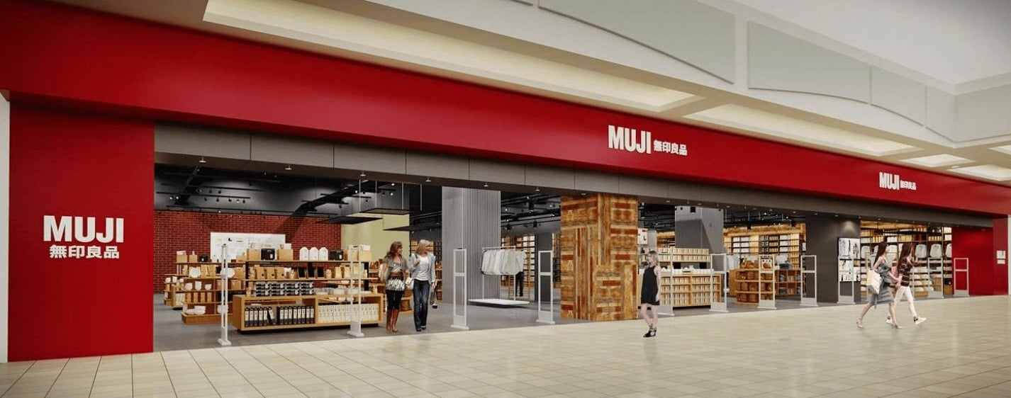 Muji Metrotown Location Undergoing Store Expansion This October