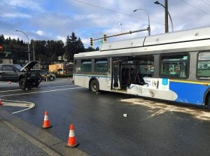 Port Moody Bus Crash