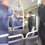 Woman Unleashes Violent Remarks Towards Passengers On Vancouver Bus (VIDEO)