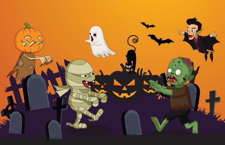 Burnaby Halloween events