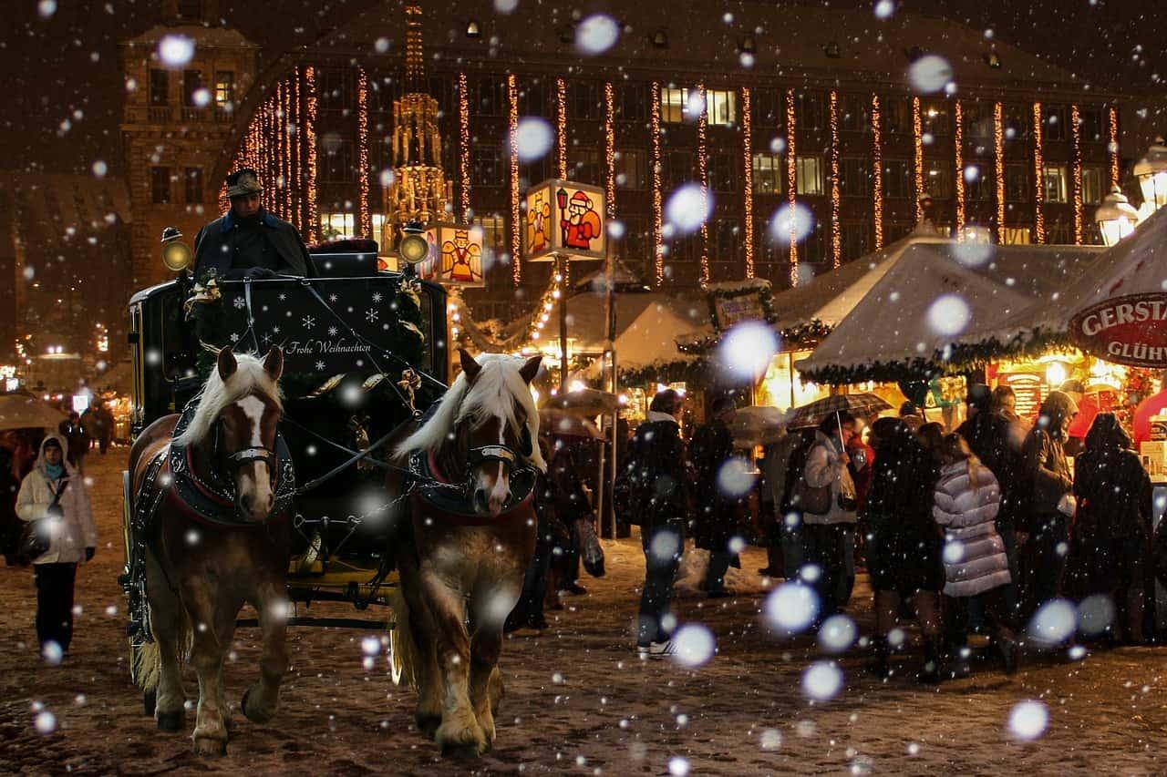 New West Craft Winter Night Market