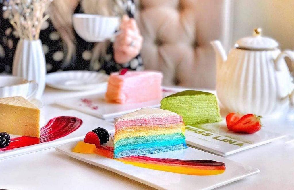 crepe cake