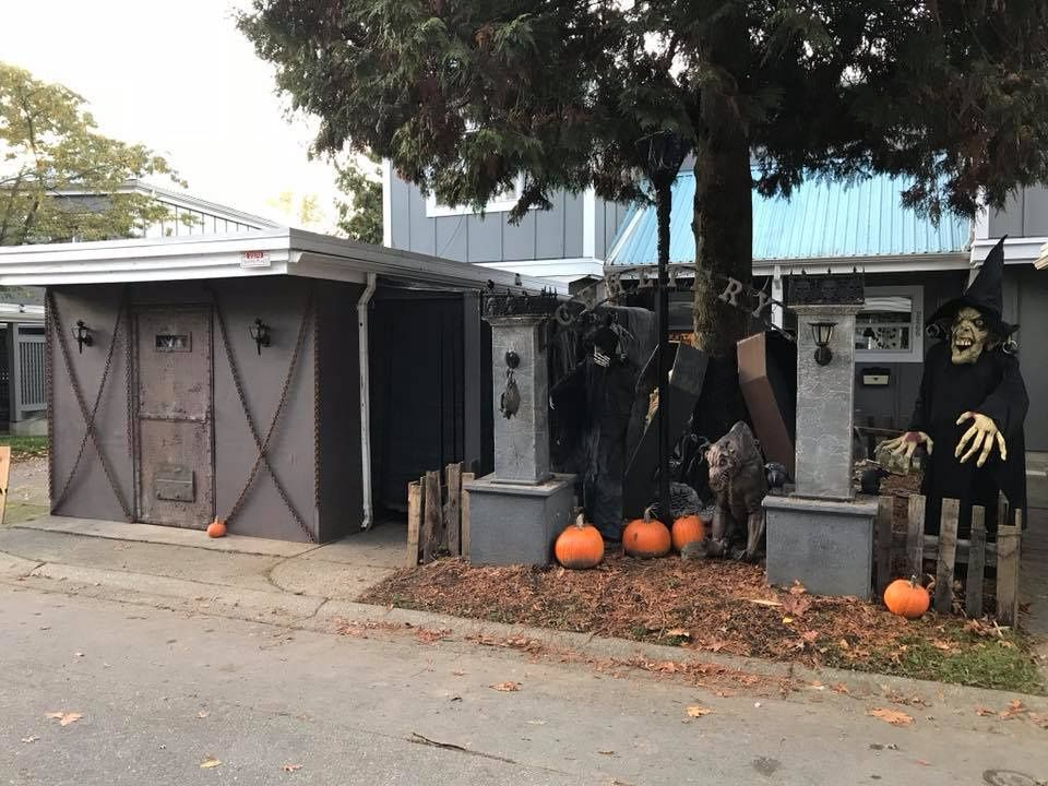Metro Vancouver Haunted Houses