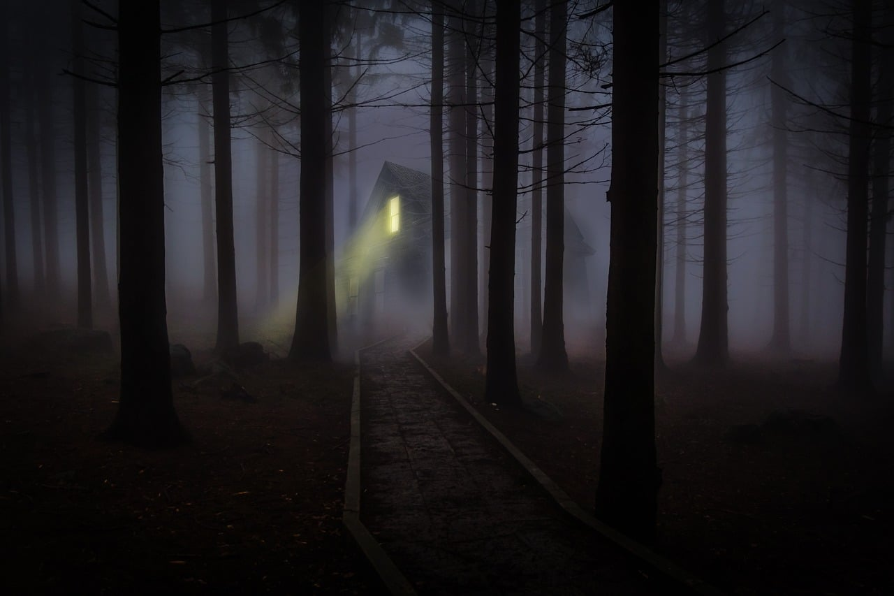 Bear Creek Haunted Forest Scream Train