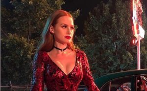 tv shows filming in vancouver / cheryl blossom