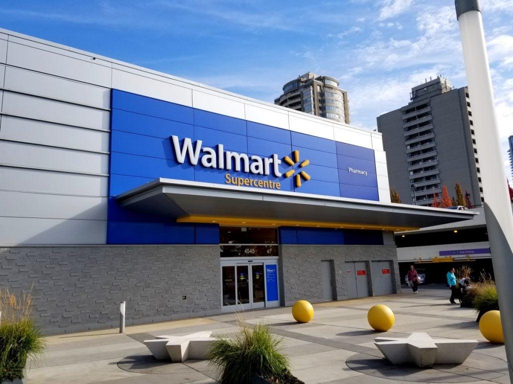 Metrotown Walmart Supercentre